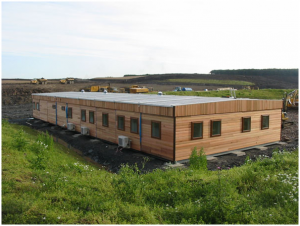 Portable modular building